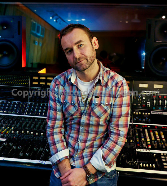 "Recording engineer and music producer Guy Massey at RAK Studios London   --  Watch our VIDEO interview with Guy Massey:  <a href=""http://www.recordproduction.com/guy-massey-producer.htm"">http://www.recordproduction.com/guy-massey-producer.htm</a>"