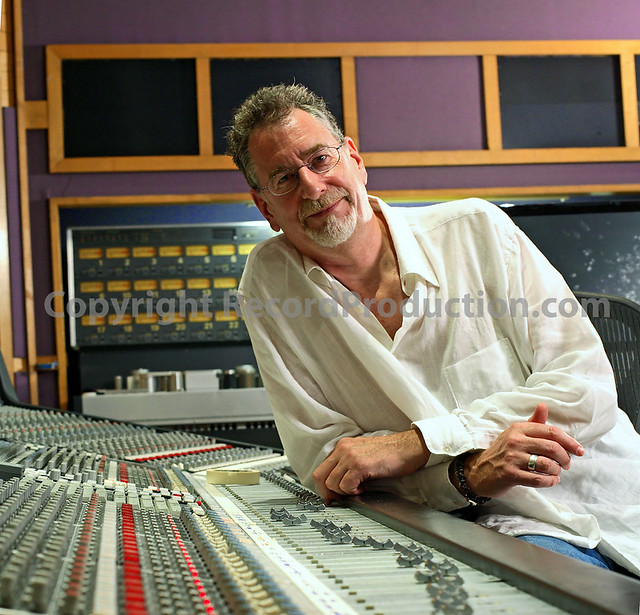 top record producer at townhouse recording studios