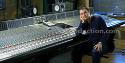Leading record producer, recording engineer and remix engineer Richard Rainey is featured at top London recording studio complex - Metropolis Studios