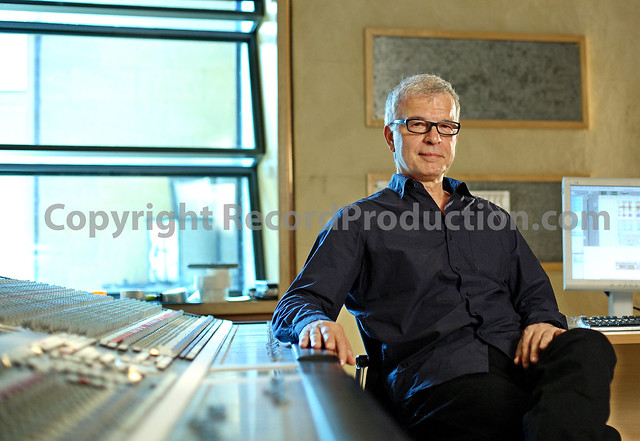 tony visconti - record producer