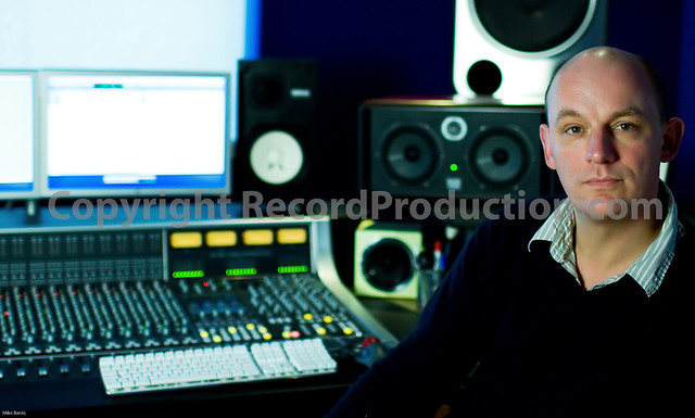 angus, the owner of far heath studios using the ssl aws 900