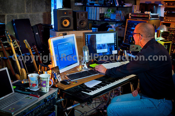 Record Producer Stuart Bruce in his Private Recording Studio, Bath, England Watch our video interview with Stuart Bruce here:  http://www.recordproduction.com/record-producer-features/stuart-bruce-producer.html