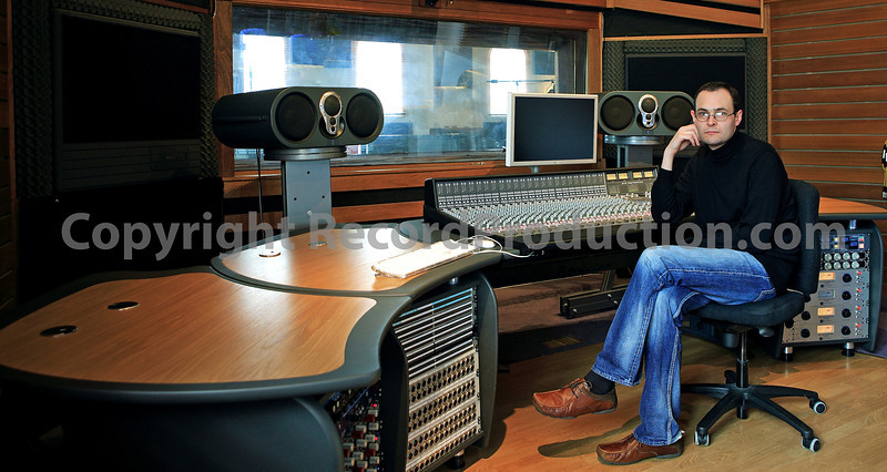 Castle Sound Studios Edinburgh