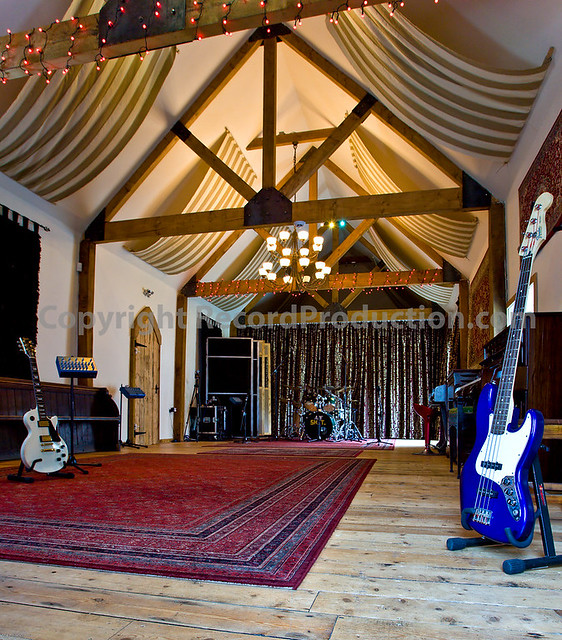 leeders farm residential music recording studio norfolk uk