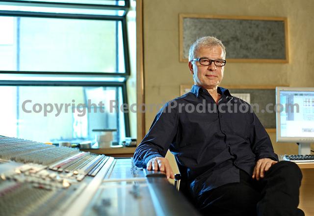 tony visconti - record producer